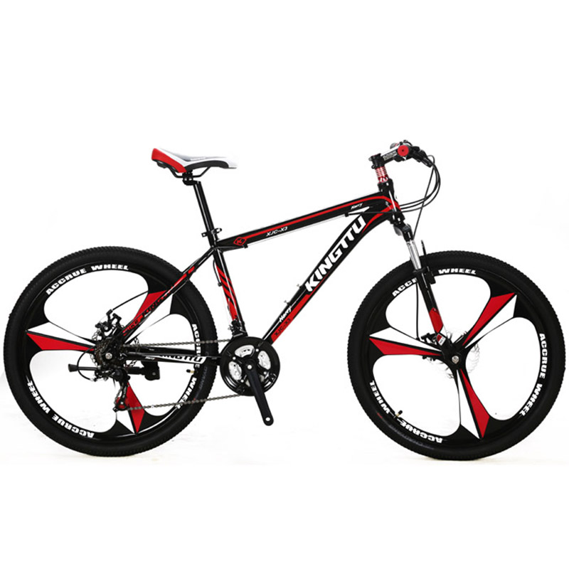 Cyrusher X3 Mountain Bike 26x17 Inch Aluminum Alloy Fork Suspension Frame 21 Speed Disc Brake 3-knife wheel road bike цена 2017