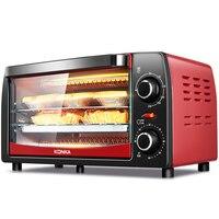KAO 1208 электрическая духовка выпечки многофункциональный бытовой мини печь для выпечки 12L Специальная цена Кухня Приспособления электричес