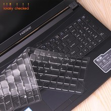 For ThundeRobot ST-PLUS X5 X6 X6S Dino 911M 911 Air Star Edition Ultra thin Clear TPU laptop Keyboard Cover Skin Protector(China)