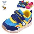 2016 Crianças Das Meninas do Menino Air mesh Calçados Funcionais Crianças Pequenas Não-deslizamento Sapato Da Criança Do Bebê Respirável Sapatos Casuais Sapatos de Desporto sapatos Novos