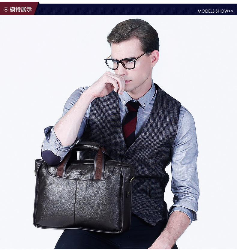 Free Shipping,Brand mens soft cowhide handbag.genuine leather business briefcase,quality bag,casual bag for man.laptop bag giftFree Shipping,Brand mens soft cowhide handbag.genuine leather business briefcase,quality bag,casual bag for man.laptop bag gift