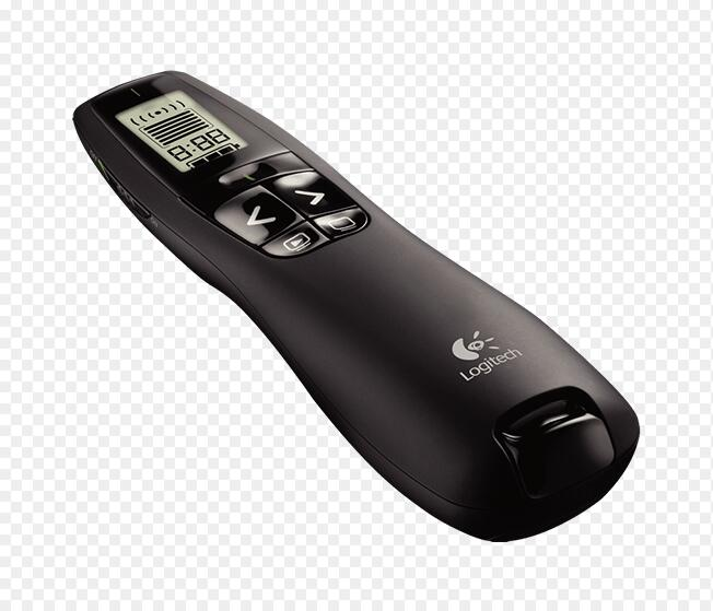 JSHFEI USB Laser Pointer USB 2.4Ghz PPT Remote Control For Powerpoint Presentation R800 Red Wireless Presenter Teacher User
