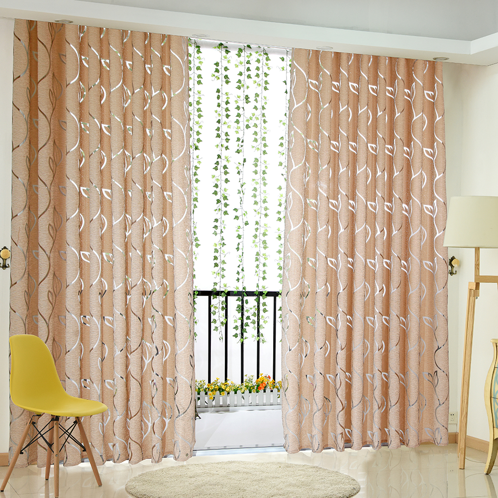 by vine grey of taupe beige inch gray amazon home pocket panels road white window cotton com set curtains dp city branches tan leaves dkny