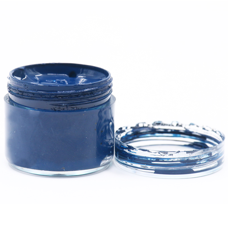 Leather Paint Midnight Blue Specially Used For Painting Leather Sofa, Bags, Shoes And Clothes Etc With Good Effect,30ml