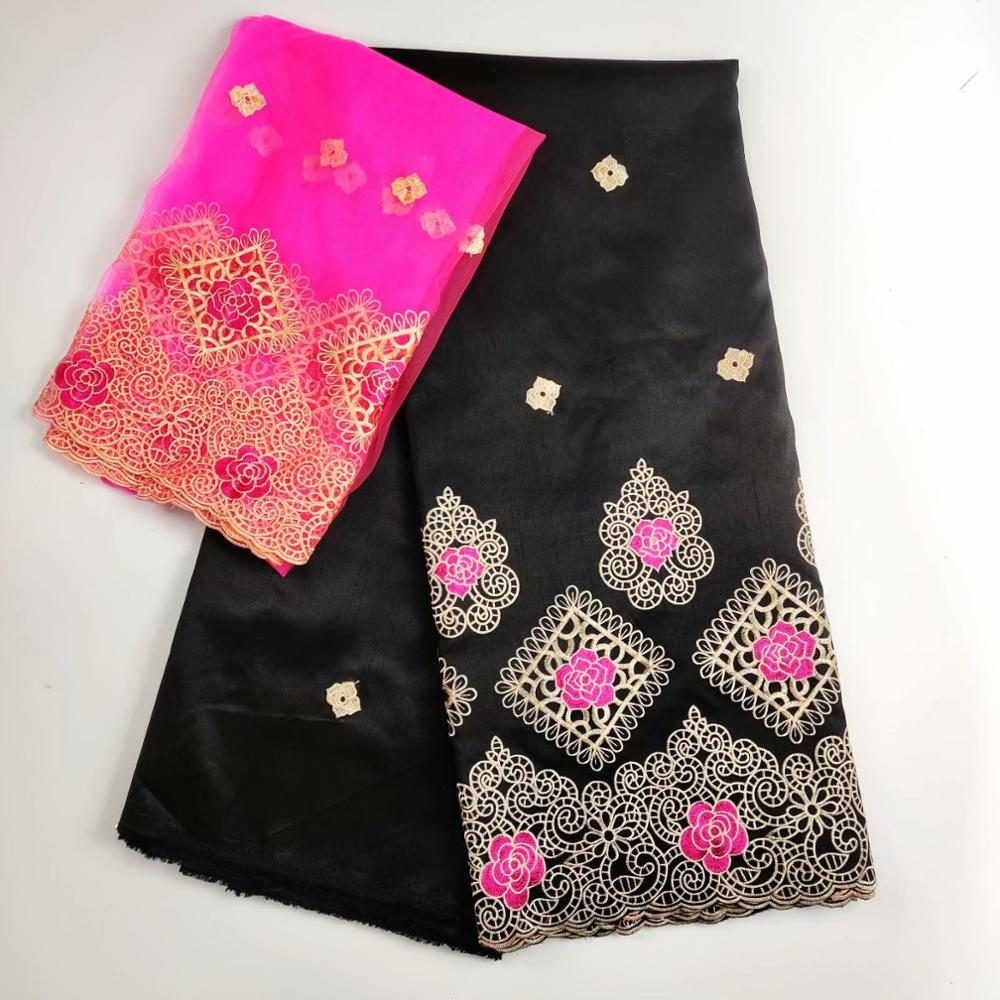 African george lace fabric indian pink george wrappers african raw silk george jacquard lace fabric Give