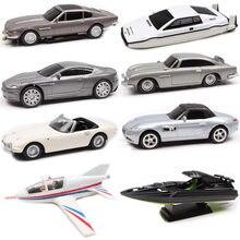 1:48 весы мини Aston Martin DB5 DBS оттяните бид BD-5 Acrostar Jet игрушечные машинки модели автомобилей игрушки для коллекции