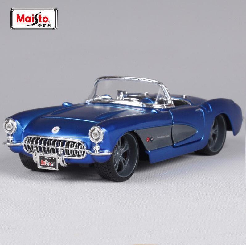 Aliexpress.com : Buy High Quality Maisto 1/24 Chevrolet Corvette ...