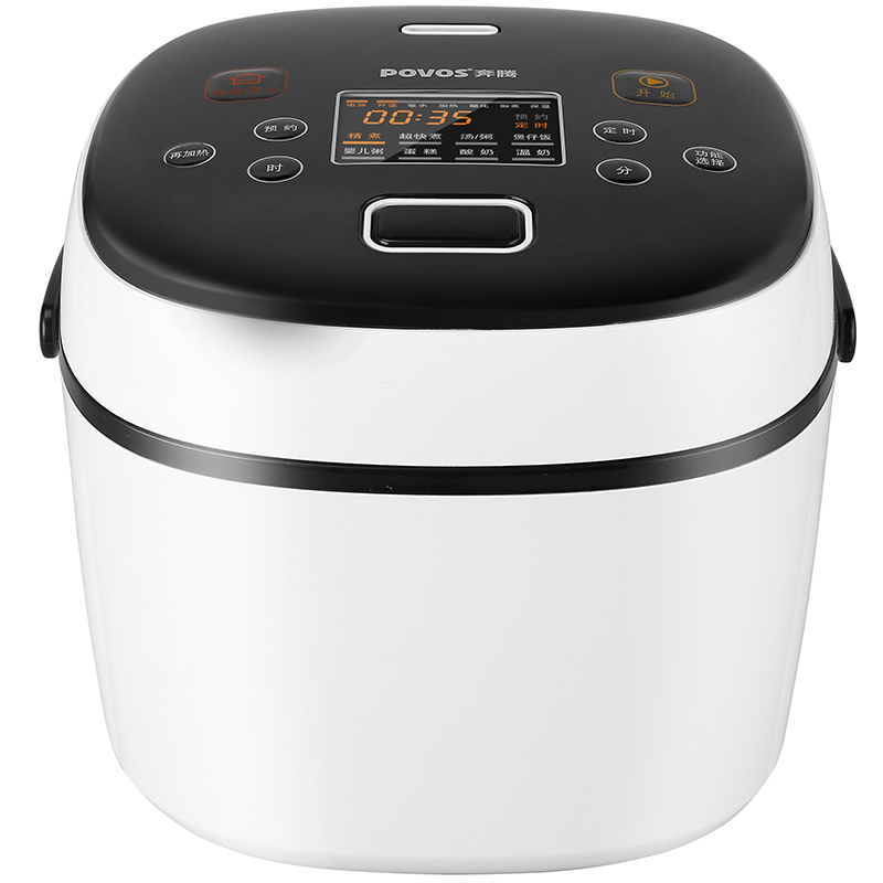 2L Mini Electric Automatic Rice Cooker Authentic 1-3 Persons Kitchen Cook Appliances cukyi 1 2l portable electric cooker rice cooker used in house or car enough for 1 2 persons