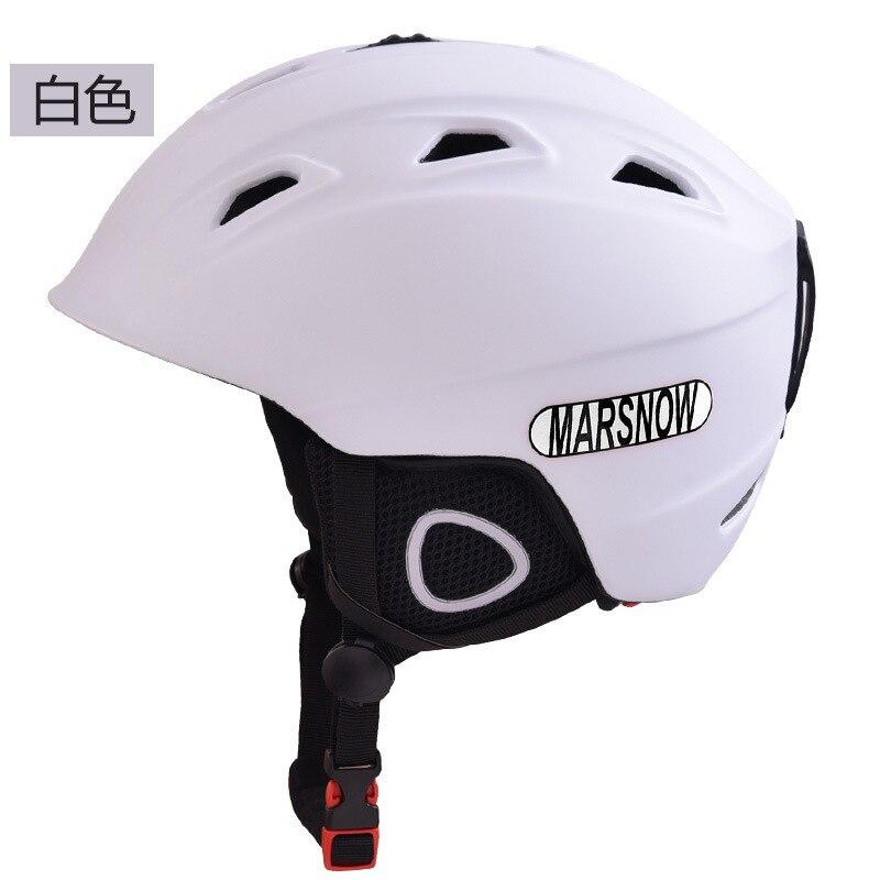 Marsnow Лыжный спорт и Сноубординг/мотоциклетные Верховая езда Пейнтбол Мотокросс головы Защитное Снаряжение шлем для Для мужчин и Для женщин