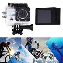 Ultra 2.0inch HD 4K WiFi 1080P/30fps LCD 170 Degree 16MP Lens Helmet Cam Waterproof Sport Video Camera Camcorder