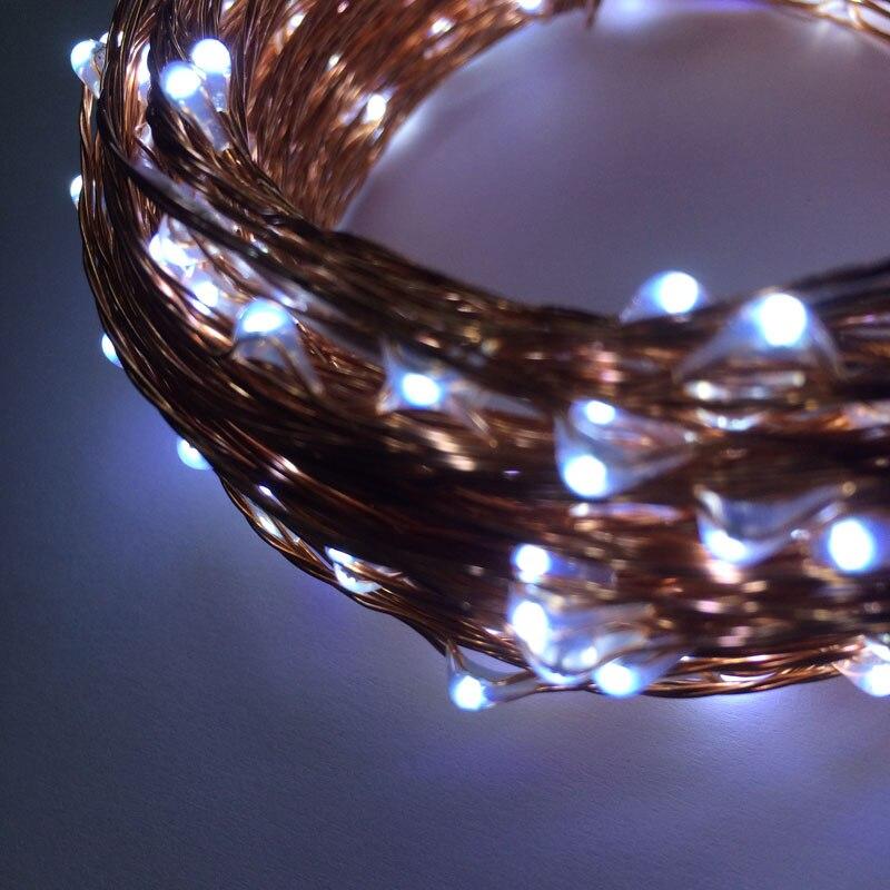 3 բանալիներ Dimmer Անջրանցիկ 30M 300 LEDs - Ներքին լուսավորություն - Լուսանկար 2