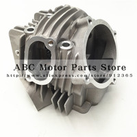 OIL COOLED ENGINE Spare Parts ZONGSHEN ZS 155CC Cylinder Head For Dirt Pit Bike Kayo HK160R