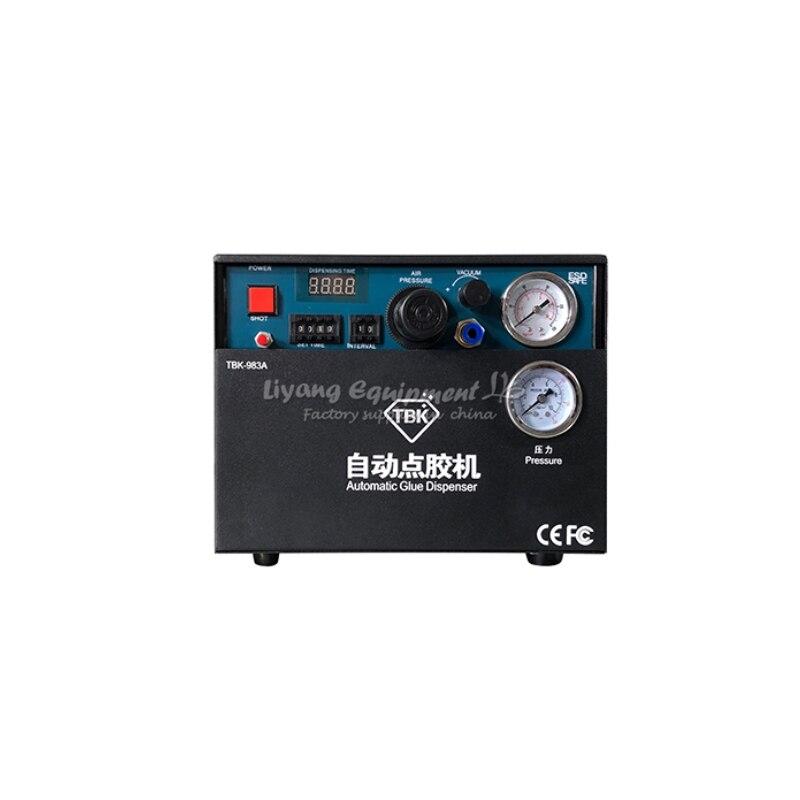 Auto Glue Dispenser de Pasta De Solda Líquido Controlador Dropper dispenser Fluid LY-983A TBK