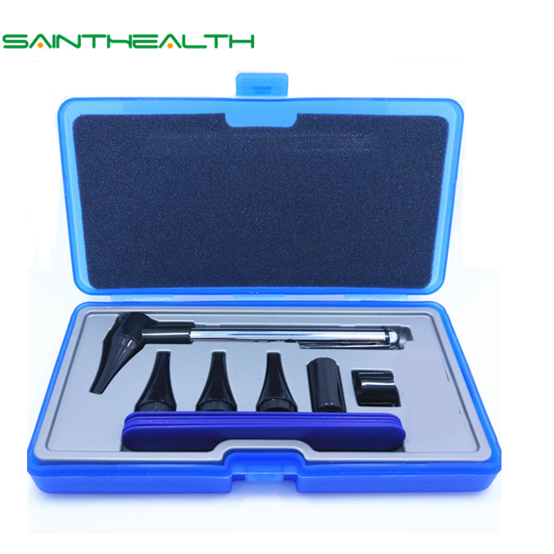 Ophtalmoscope Otoscope Stomatoscop Oreille Soins Médicaux De Diagnostic Instruments 1 set