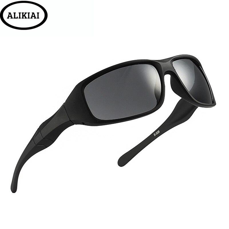 Alikiai Marke Sonnenbrille Männer Mode Männlichen Brillen 2018 Neue Sonnenbrille Für Frauen Reise Oculos Gafas De Sol Hell In Farbe