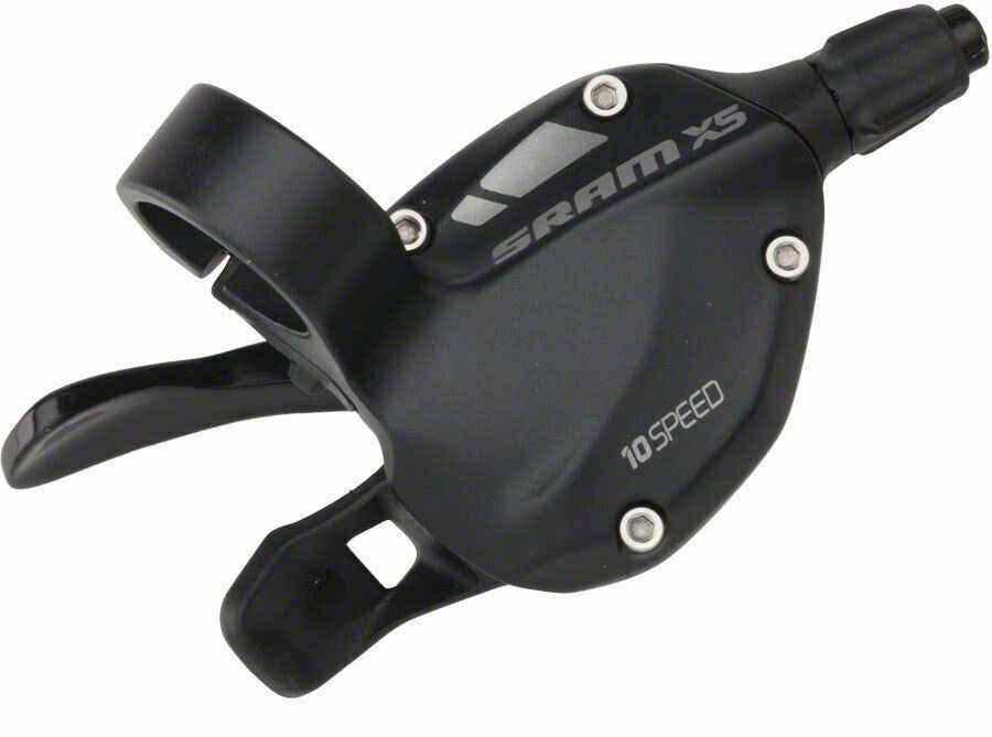 Sram X5 3x9 Speed Shifter Set Black