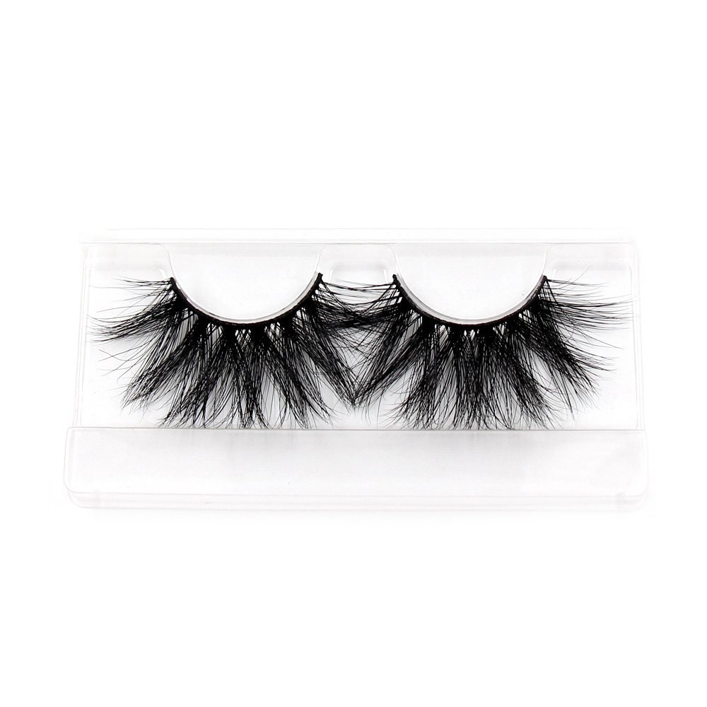 8d1c892aa19 LEHUAMAO Eyelashes 3D Mink Lashes Thick Crisscross 25MM False Eyelashes  Volume And Depth Dramatic lash Flirty Full Finish Makeup-in False Eyelashes  from ...
