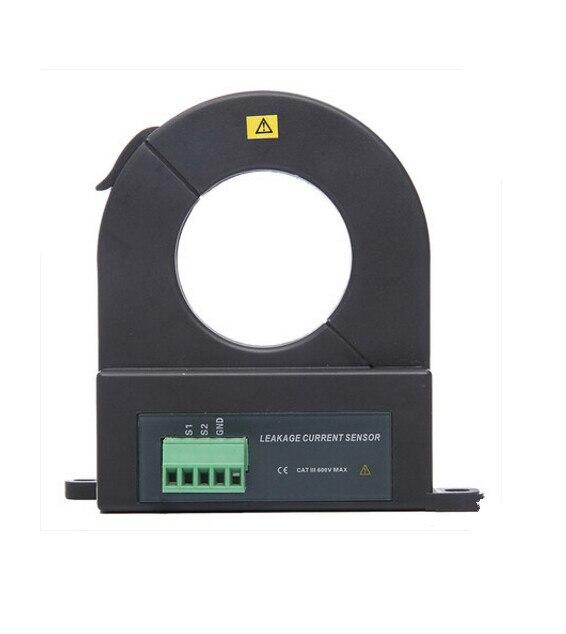 ETCR040K Split Type Lekstroom Sensor Van Hoge Nauwkeurigheid AC Huidige Tester Power Factor Stroomtang