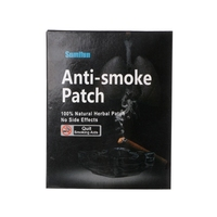 35pcs Natural Ingredient Nicotine Patches Stop Smoking Cessation Patch Health Care Tool 3