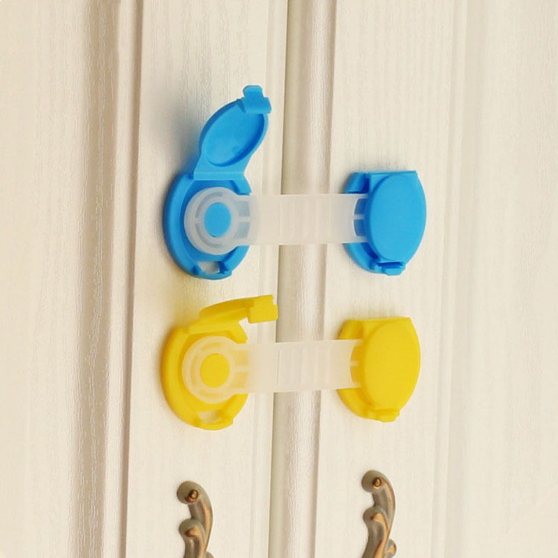 10 pcs lot drawer door cabinet cupboard toilet safety locks child kids baby safety care plastic for Child safe bathroom door locks