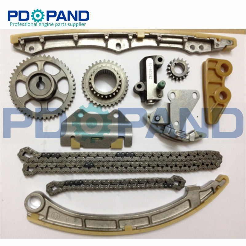<font><b>K20A</b></font> Engine Timing Chain Gear Tensioner Kit for <font><b>Honda</b></font> Accord CM4 For Acura RSX for Civic Si 2.0L image