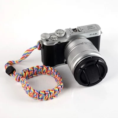 Aliexpress.com : Buy hand woven Nylon rope Camera Wrist Strap Wrist Band for Mirrorless Digital