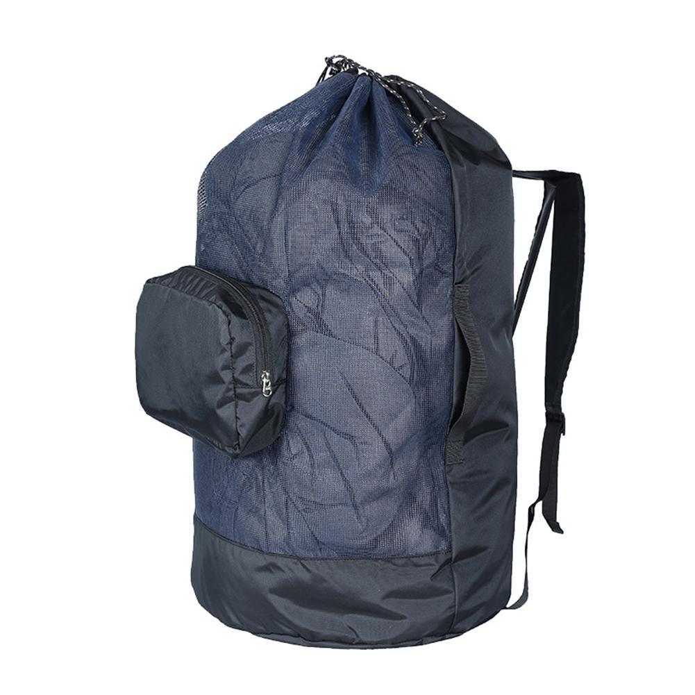 Mesh Scuba Diving Swimming Bag Foldable Backpack Duffel Bag Storage Pouch  Waterproof Oxford Diving Bag 8294a8b50be9d