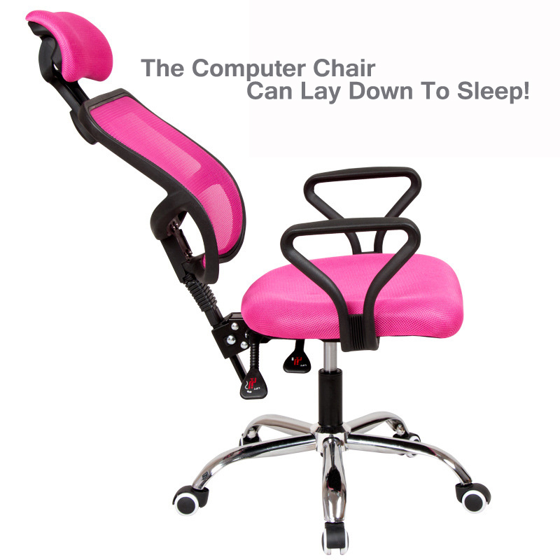 XL015 Upgraded reclining office chair Adjustable Mesh Executive Office Computer Desk Ergonomic Chair Lift Swivel Chair giantex pu leather ergonomic office chair armchair executive chair boss lift chair swivel chair office furniture hw10069