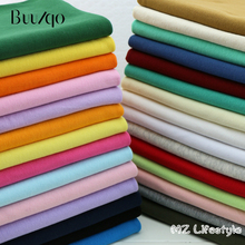 20x100cm 1x1 Stretchy cotton knitted rib cuff fabric for  DIY sewing clothing making accessories