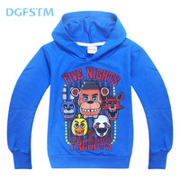 Bobo Choses 2017 Autumn Children S Clothes T Shirts Five Nights At Freddy S Boys Clothing