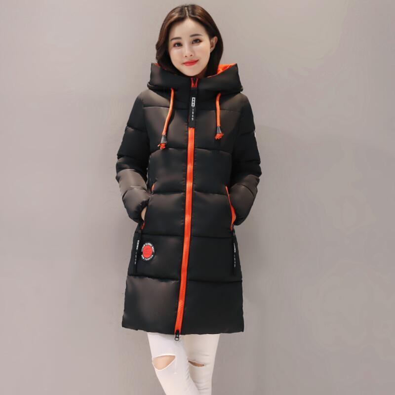 Aliexpress.com : Buy OEAID Fashion Snow Coat Women Parka 2017 ...