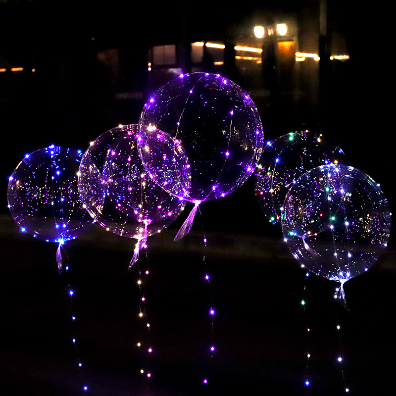 1set-18-24-36inch-Luminous-Led-Balloon-3M-LED-Air-Balloon-String-Lights-Bubble-Helium-Balloons
