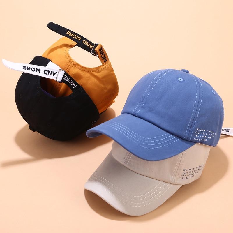 2019 Men And Women Sun Hat Baseball Caps Female Summer Visor Korean Soft Sister Trend Wild Hat Student Couple Cap Male Snapback