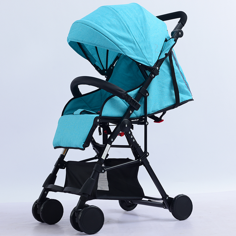 2018 new multi-functional high landscape folding baby stroller for four seasons suitable for 0-4 years old to use, can sit on a 2018 new multi-functional high landscape folding baby stroller for four seasons suitable for 0-4 years old to use, can sit on a