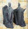 1 par de Lord Of the Rings toyThe Argonath ofício ação figura O Hobbit figuras estátua de Portão de Reis brinquedos modelo estantes