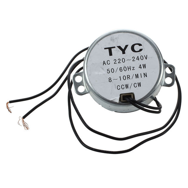 60hz Frequency 8 10rpm Synchronous Motor In Dc