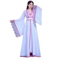 2019 Brand New Ladies Hanfu Female Qufu Costume Costumes Ancient Dance Clothes Graduation Class Clothing Student Costumes