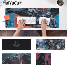 MaiYaCa Hot Sales Batman Beautiful Anime Mouse Mat Free Shipping Large Pad Keyboards