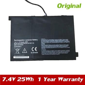 7XINbox 7.4V 3415mAh 25Wh Original Laptop Battery For SKODA BP-SKODA 3415/21 CA 40049858 2ICP655/85-1 Series