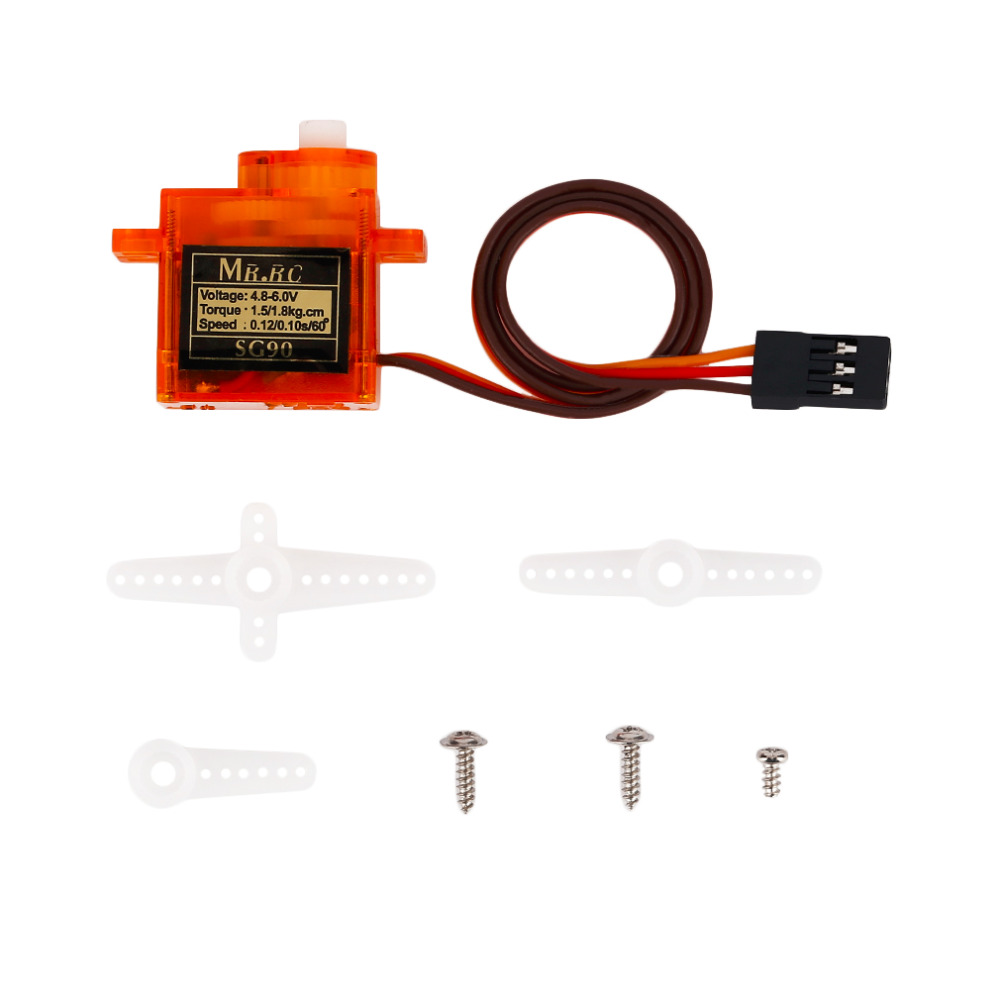 ToysSG9 Mini Gear Micro 9g Servo For RC Helicopter Airplane Car Boat Trex 45 they made great britain