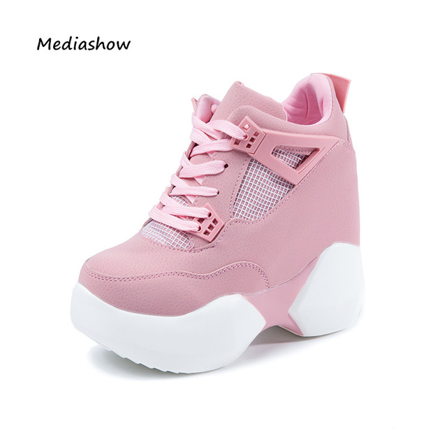 0a0e1faf0 Модная брендовая женская обувь на высокой платформе; сезон осень-зима;  кожаные туфли,