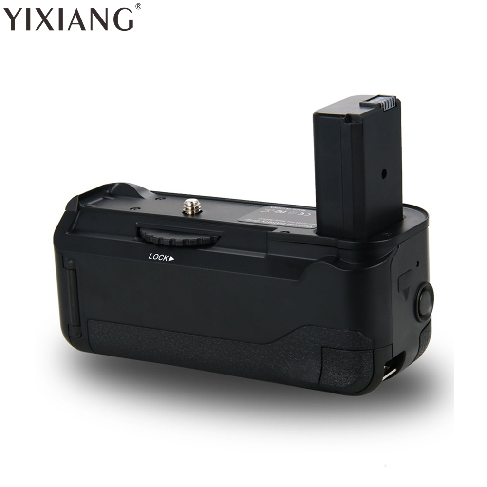 YIXIANG Battery Grip for Sony Alpha A6000 Camera sony alpha a6000 kit