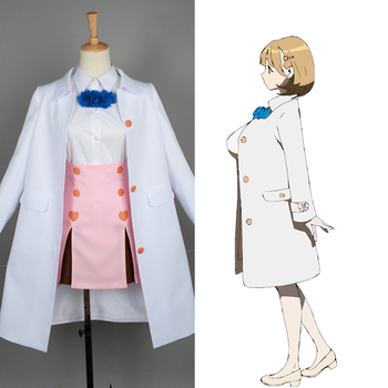 New Original Occultic Nine 9 Ryoka Ryouka Narusawa Outfit Cosplay Costume Dress Suit Anime Halloween Party Women High Quality фото