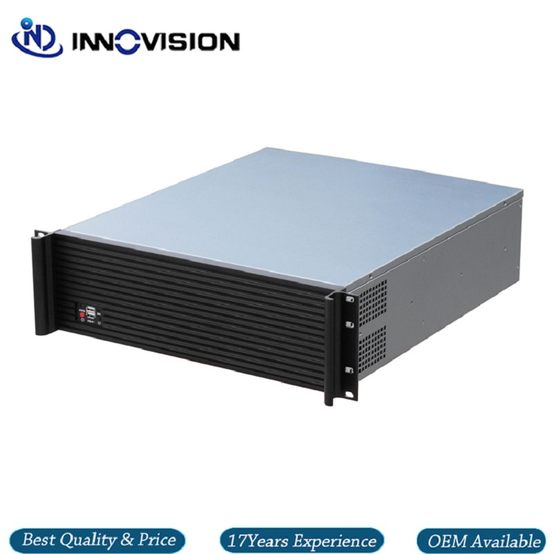 Fashionable 3U Rack mount 8 bays server case RX3500L stable huge storage 16 bays 3u hotswap rack nvr nas server chassis s36504