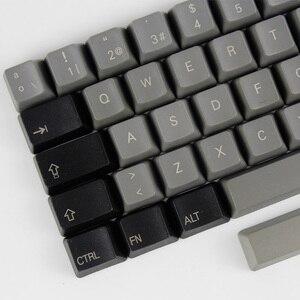 Image 3 - Disposition espagnol keycap dolch keycaps ome profil keycap pbt topprinted pour clavier mécanique