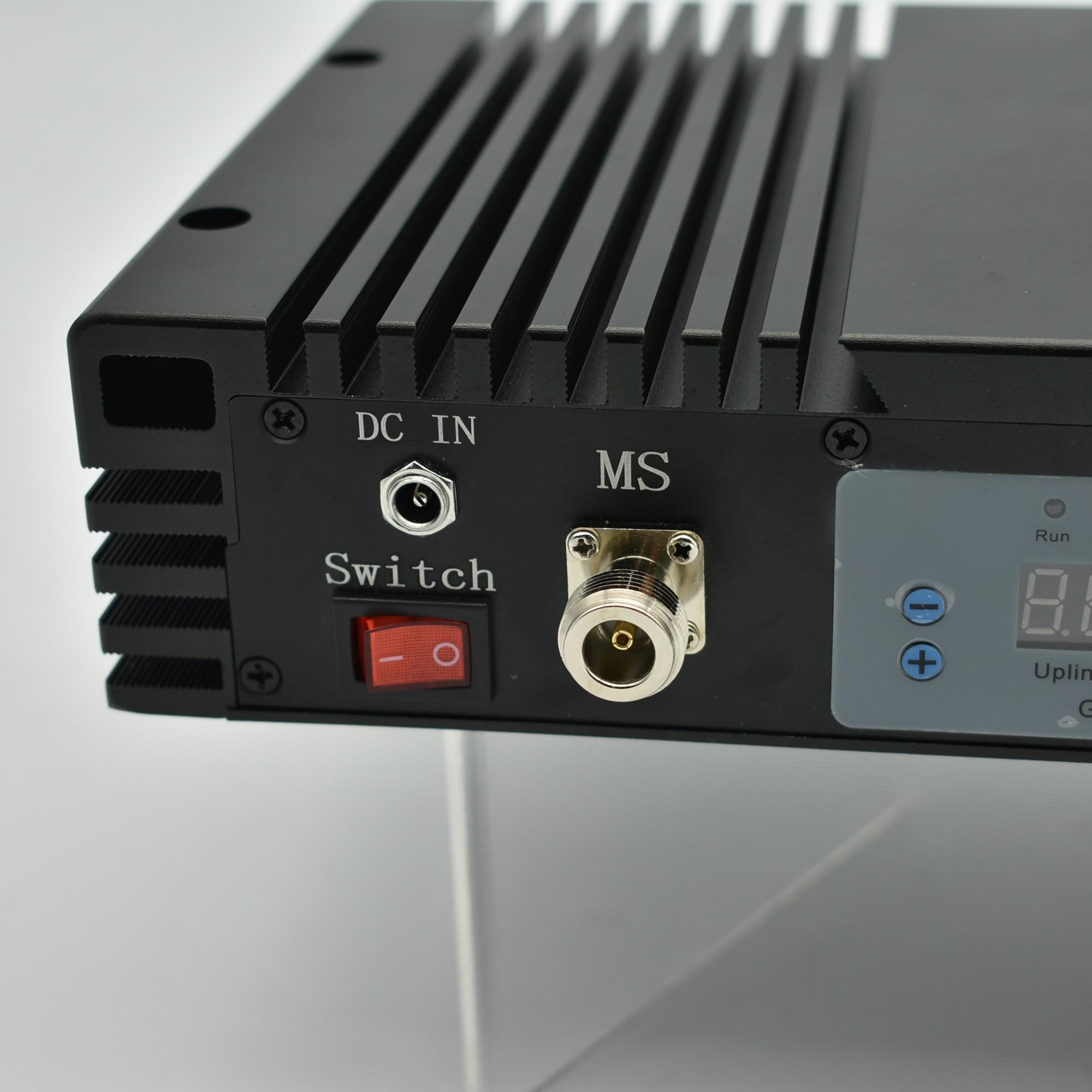 Трехдиапазонный усилитель сигнала Lintratek, 90dB 33dBm 2 Вт, GSM 2G 3G 4G, ретранслятор 900 1800 2100 МГц мобильный телефон, усилитель сигнала 33F-GDW
