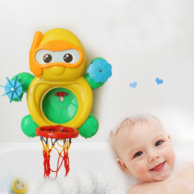 Nice Basketball Bath Toy Pictures Inspiration - Bathtub for ...
