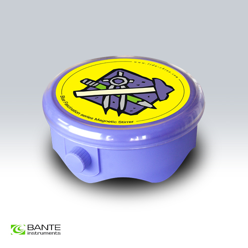 Genuine Brand BANTE Mini magnetic stirrer  including the three optional panels  maximum stirring capacity 2 liters   0~1250rpmGenuine Brand BANTE Mini magnetic stirrer  including the three optional panels  maximum stirring capacity 2 liters   0~1250rpm