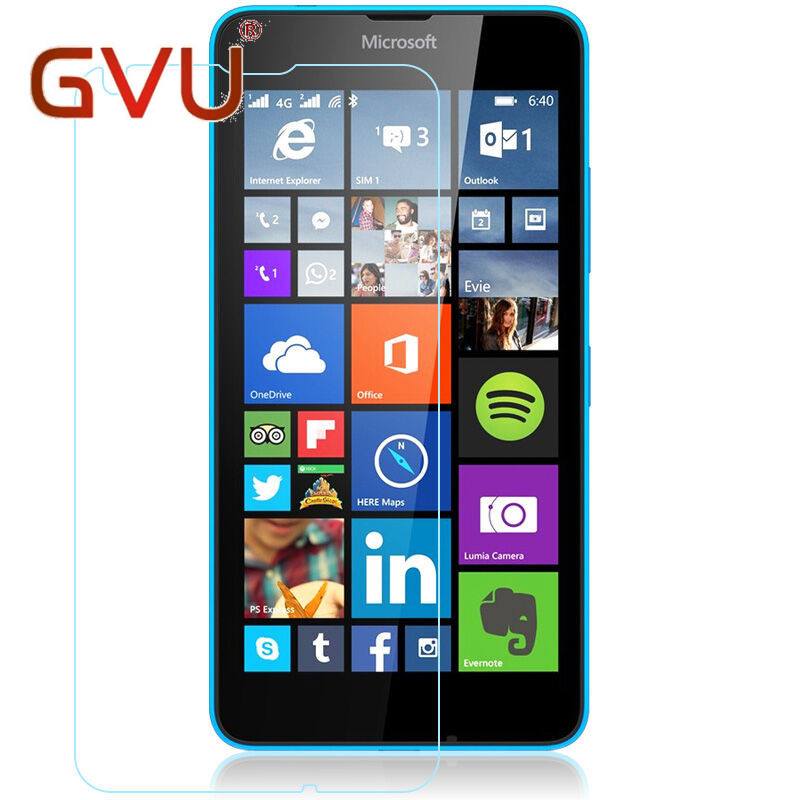 0.33mm Screen Protection Tempered Glass Film For Nookia  640 550 830 730microsoft lumia 650 430 1520 435 630 535 520