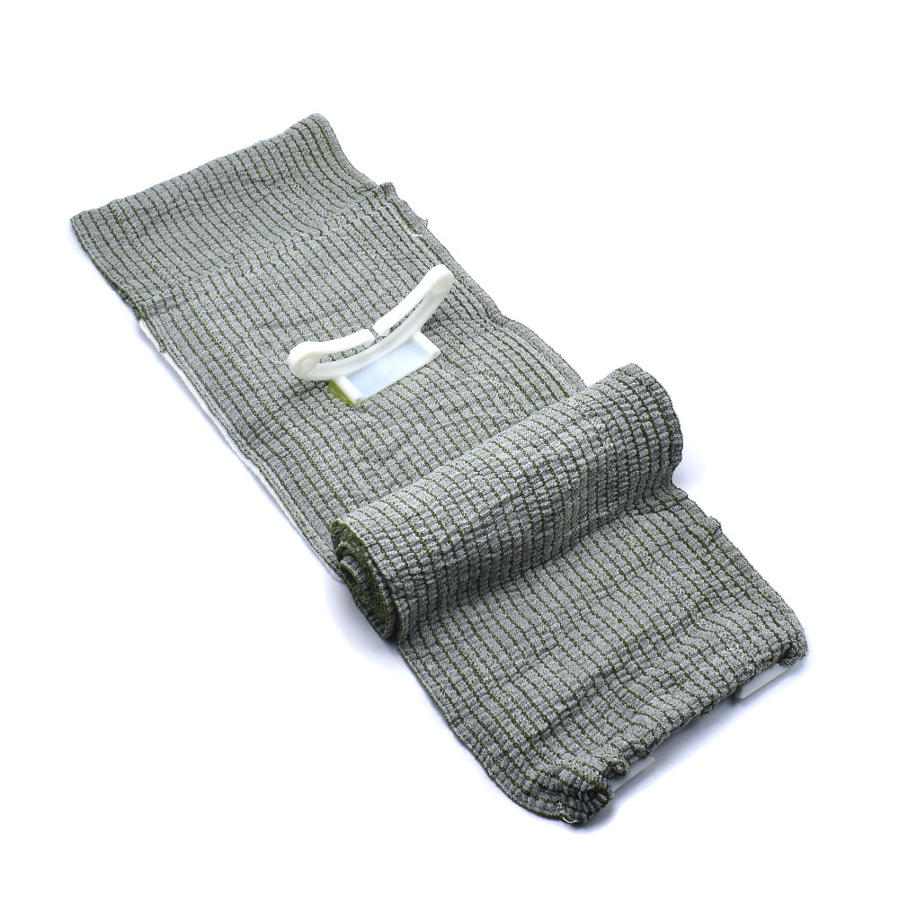 First Aid Hemostasis Emergency Elastic Bandage Sterilization Outdoor Urgent Tactics Rescue Army Green Tactical Bandage